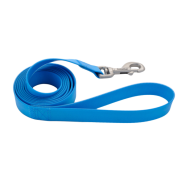 "Pro Waterproof Leash Aqua 3/4""x6"