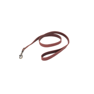 "CircleT Rustic Leather Leash 5/8""x4"