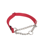 "Adj Check Training Collar 3/4"" Red 14""-20"""