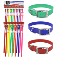 Coastal Dog Waterproof Collar Display