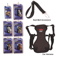 Easy Rider Car Harness and Seat Belt Accessory Display