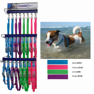 Pro Waterproof Collar and Leash Display