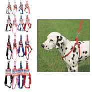 Comfort Wrap Nylon Harness Display 4 colors