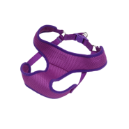 "Comfort Soft Wrap Adj Harness 3/4x22-28"" Orchid Medium"