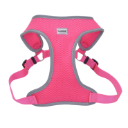 Comfort Soft Mesh Reflective Harness Neon Pink Large