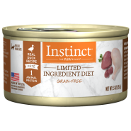 Instinct LID GF Cat Cans CageFree Duck 24/3 oz