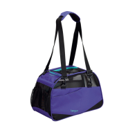 Bergan Voyageur Carrier Purple/Black Large
