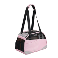 Bergan Voyageur Carrier Pink/Grey Large