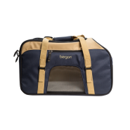 Bergan Top Loading Carrier Navy/Sand Large