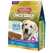 Missing Link Dog Once Daily Skin & Coat Large 14 ct