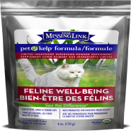 Missing Link Pet Kelp Organic Formula Feline Well-Being 6 oz