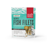 HK Wishes Whitefish Fillet Treat Pouch 3 oz