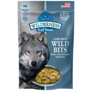 Blue Dog Wilderness Wild Bits Chicken 4 oz