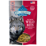 Blue Dog Wilderness Wild Bits Salmon 4 oz