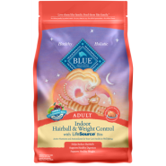 Blue Indoor Hairball & Wt Control Cat Chicken 7 lb