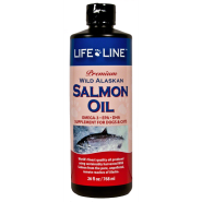Lifeline Wild Alaskan Salmon Oil 26 oz