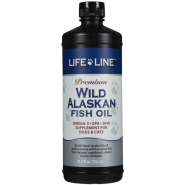 Lifeline Wild Alaskan Fish Oil 8.5 oz