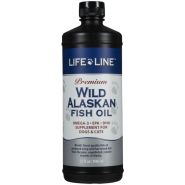 Lifeline Wild Alaskan Fish Oil 32 oz