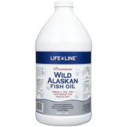 Lifeline Wild Alaskan Fish Oil 66 oz