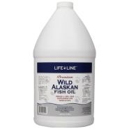 Lifeline Wild Alaskan Fish Oil 128 oz