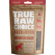 TRC Dog/Cat Dehydrated Raw Treats Beef Stix 120 g