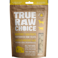 TRC Dog/Cat Dehydrated Raw Treats Monterey Jack Puffs 60 g