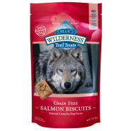 Blue Wilderness Dog Salmon Biscuits 10 oz