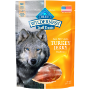 Blue Dog Wilderness Jerky Turkey 3.25 oz