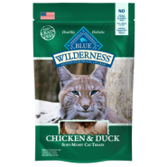 Blue Wilderness Cat Treats Chicken & Duck 2 oz