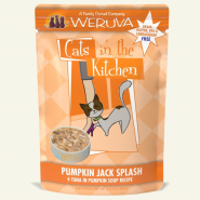 Weruva Cats in the Kitchen Pumpkin Jack Splash 12/3 oz Pouch