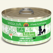 Weruva Cats in the Kitchen Lamb Burgini 24/3.2 oz