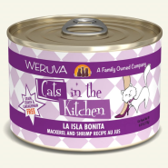 Weruva Cats in the Kitchen La Isla Bonita 24/6 oz