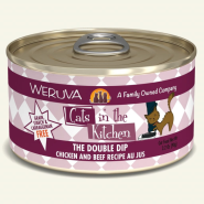 Weruva Cats in the Kitchen The Double Dip 24/3.2 oz