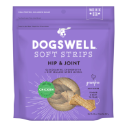 Dogswell Soft Strips GF Hip & Joint Chicken Treats 20 oz