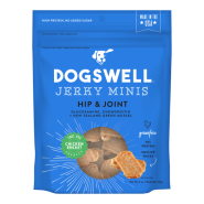 Dogswell Jerky Minis GF Hip & Joint Chicken Treats 4 oz